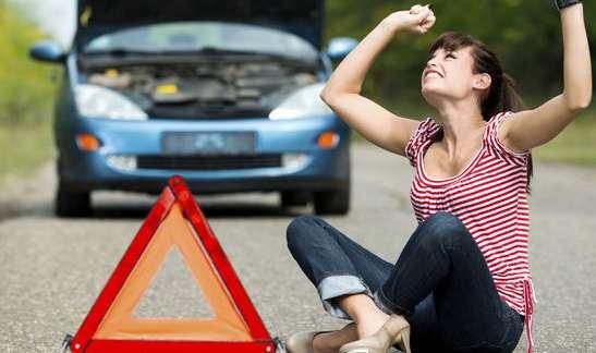 las fallas mecánicas continuas del auto es sintoma de que necesitas cambiarlo