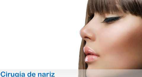 en busca de la nariz perfecta por una cirujía