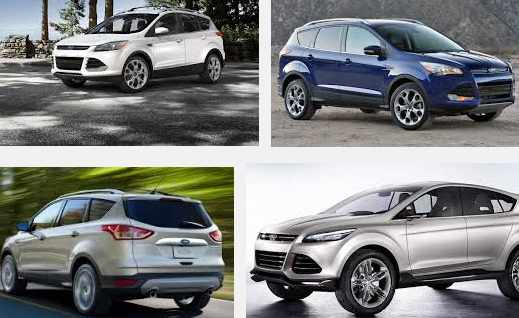 diseño ford escape
