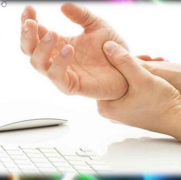 adormecimiento de las manos