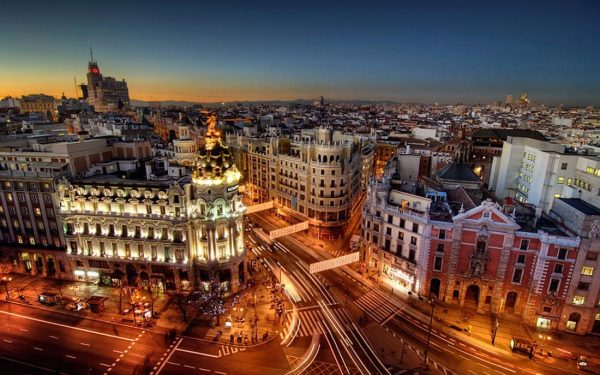 Mudarse a Madrid