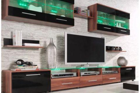 5 muebles para el entretenimiento moderno