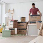 mudanza empacar embalaje