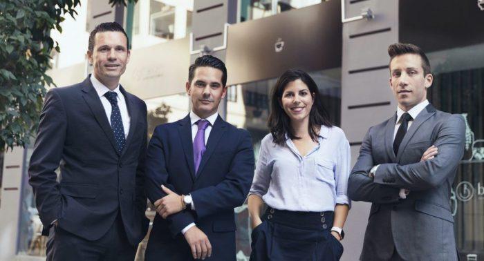 equipo de abogados