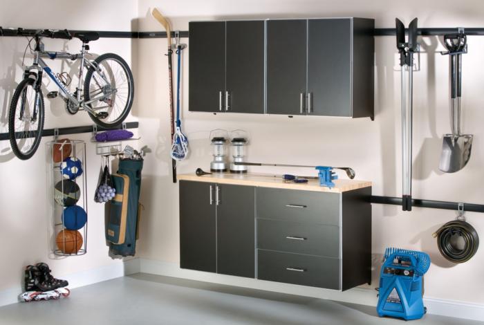 10 consejos para organizar inteligentemente el garage